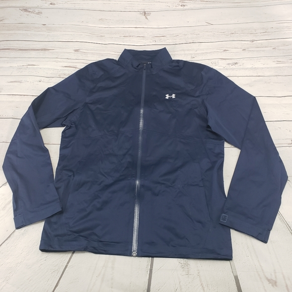 Under Armour Other - Under Armour Golf Jacket Size Medium Mens X Storm